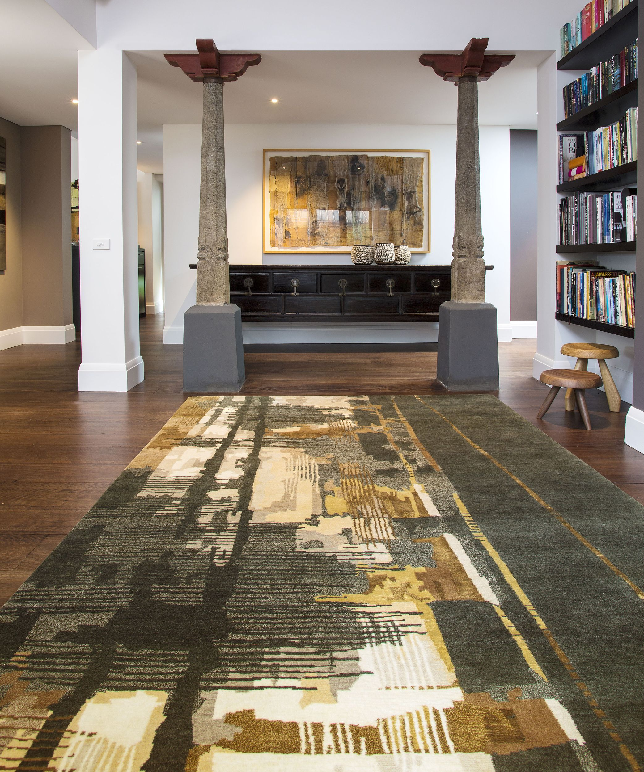 Unearthed Meryl Hare S Design Studio Has Just Released A Signature Rug Collection In Collaboration With Designer Rugs Tha Australian Design Rug Design Design