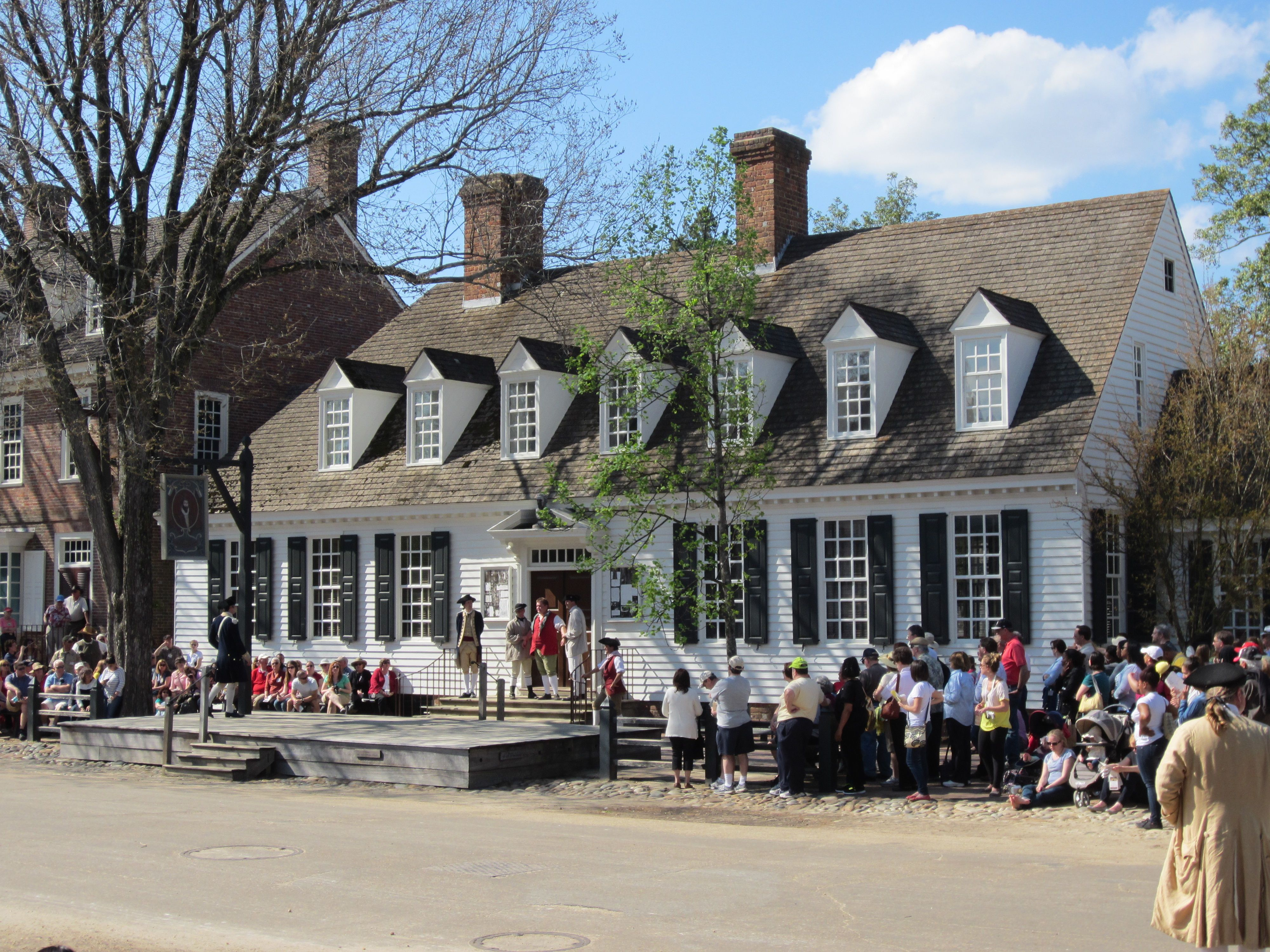 The Raleigh Tavern From My Last Visit To Colonial Williamsburg In March 2013 Colonial Williamsburg Williamsburg Colonial