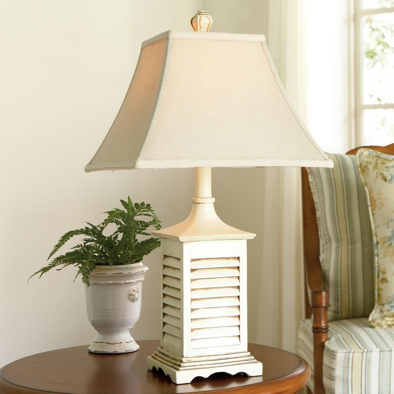 Jcpenney shutter table lamp jcpenney guest room makeover jcpenney shutter table lamp jcpenney aloadofball Choice Image