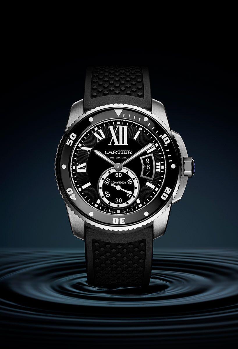 Nuevo reloj Cartier Calibre Diver   WATCHES   Reloj cartier
