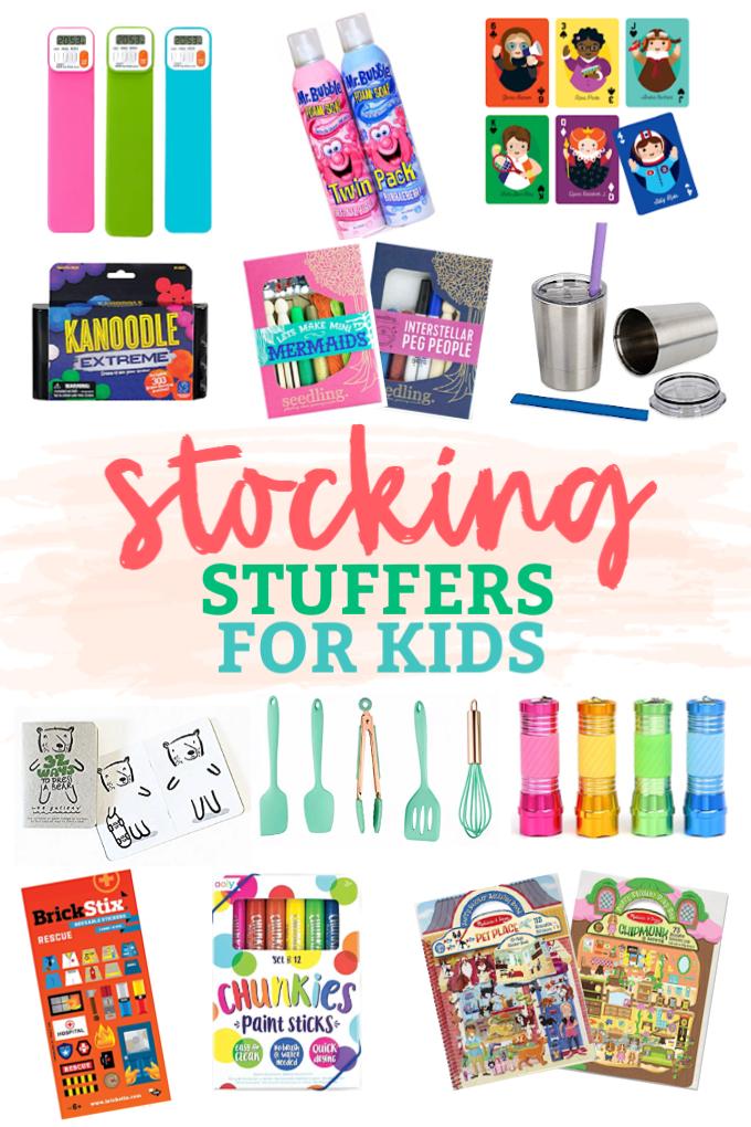 Fun Kids' Stocking Stuffers