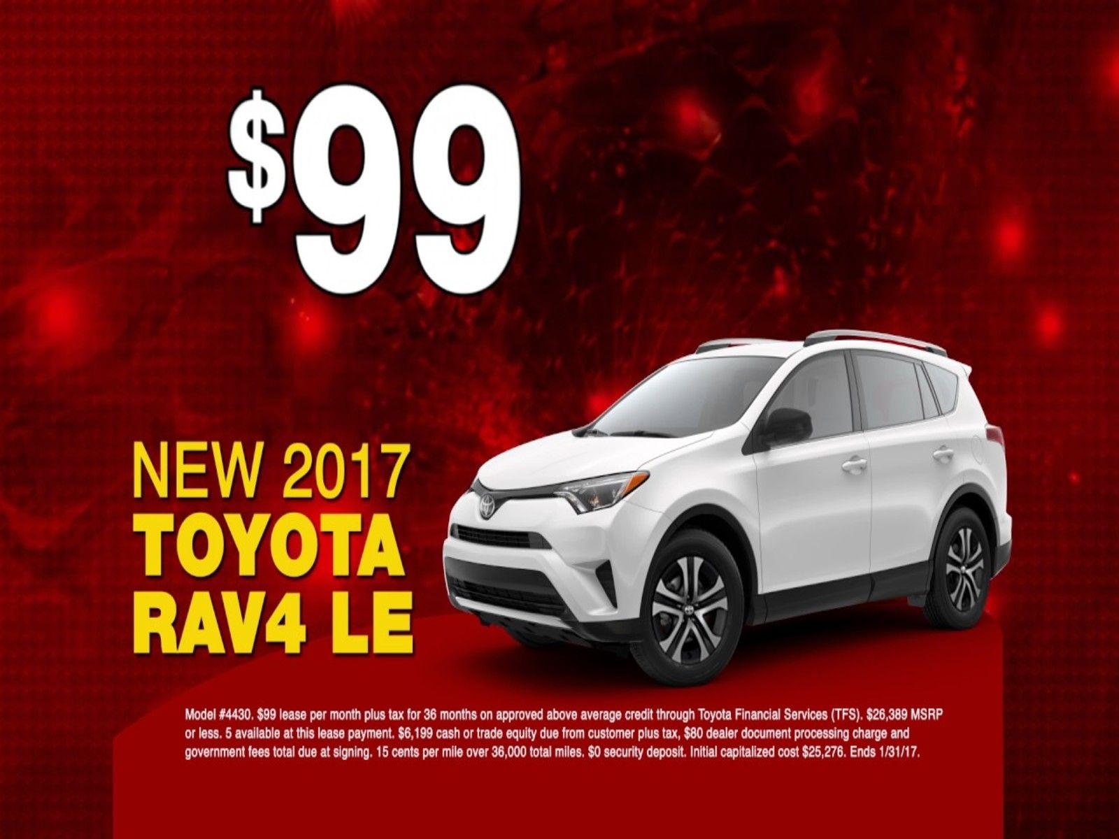 Toyota Lease Deals >> Toyota Rav4 Lease Deals World Car Brands Lease Deals Toyota Rav4