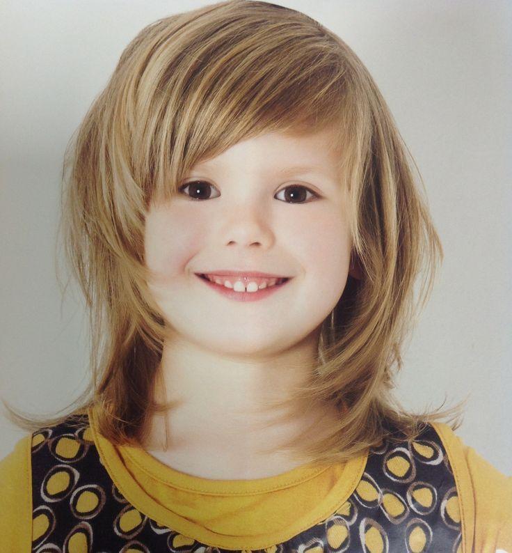Pin Von Eleanor Hawkridge Auf Kids Hair Madchen Haarschnitt
