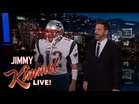 tom brady jersey youtube