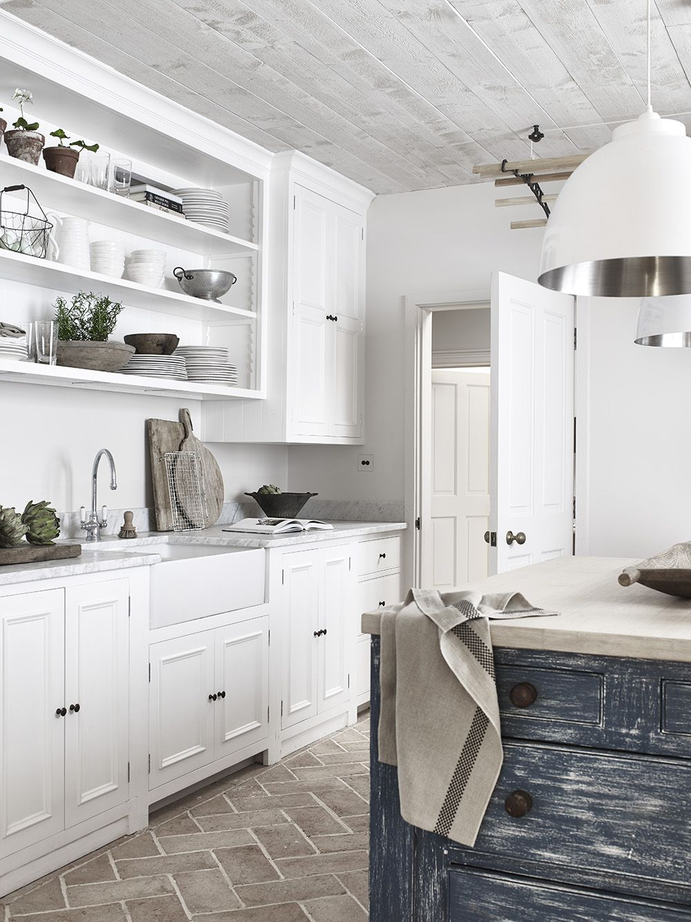 Traditionally made, timeless timber kitchens from Neptune.   Open ...