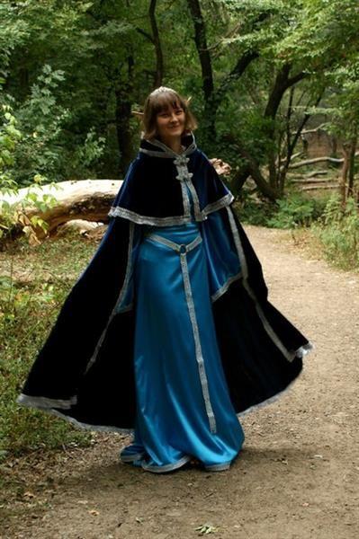 Эльфийский походный костюм