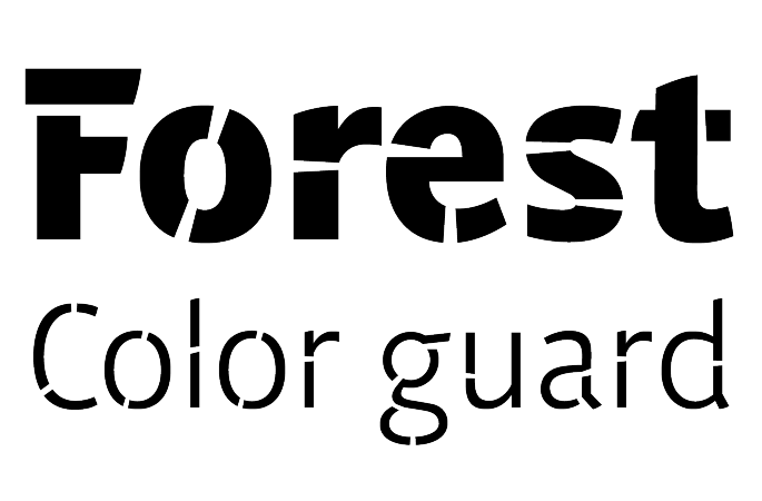 Adam Cut from new foundry Fatype #typography #fonts