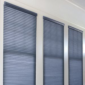 Levolor Designer Cellular Shades Light Filtering Cell Shade Shades Of Light Blue Cellular Shades