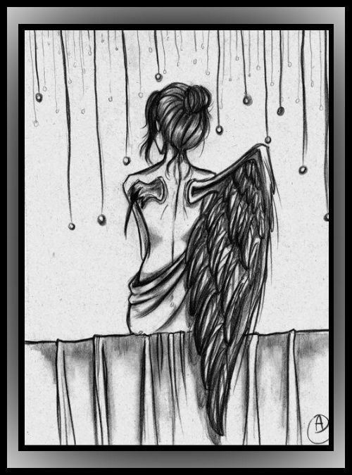 Girl With The Broken Wings