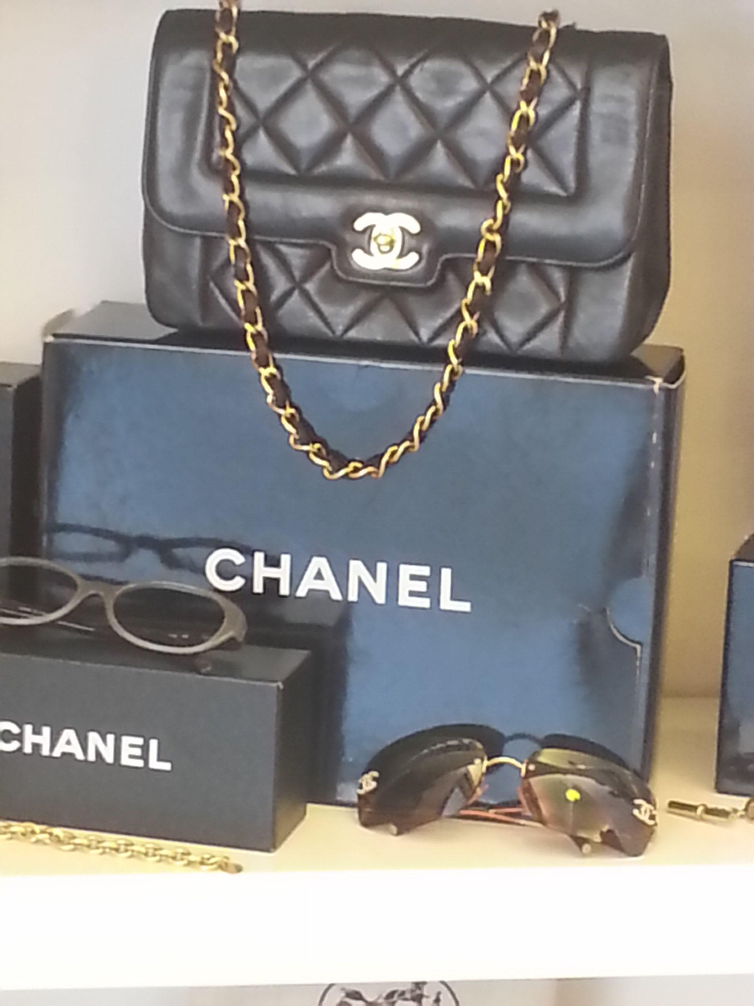 scarpe sportive 60449 854e1 Borsa tracolla Chanel Vintage | Chanel/ Griffe e Vintage ...