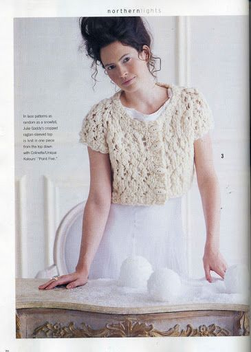 Vogue Knitting Winter 2006 2007 - Poli tricot - Álbumes web de Picasa
