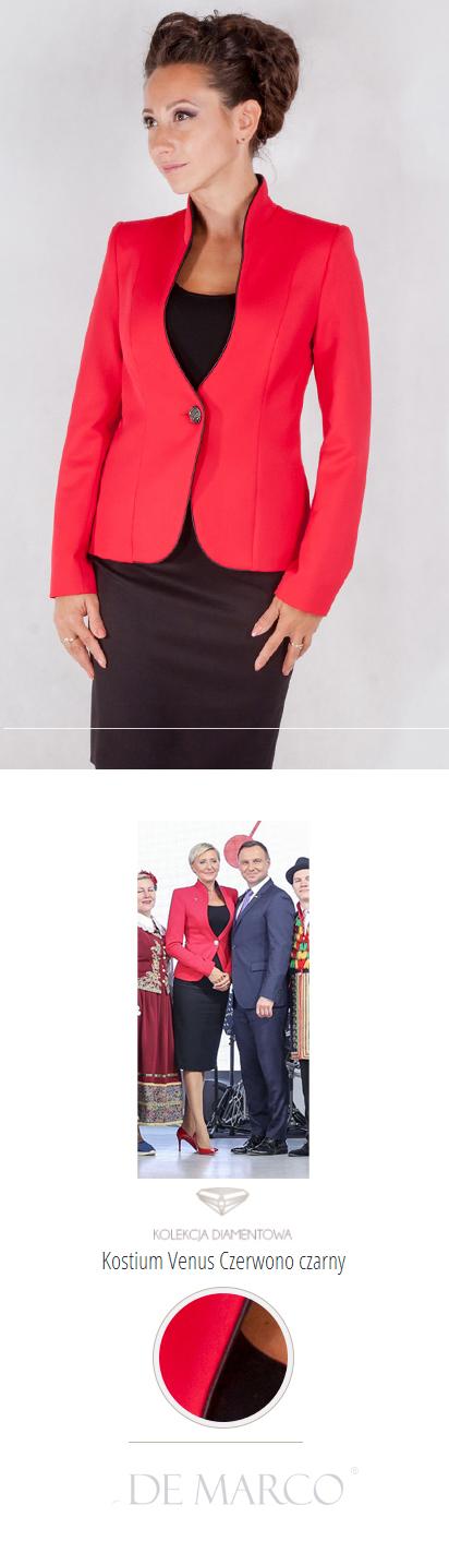 50d3d9f826 Oryginalne wyszukane i stylowe Garsonki dla eleganckich kobiet.  Najmodniejsze kostiumy i garnitury damskie szyte na miarę.
