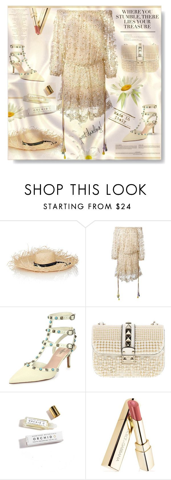 """""""Just Darling..."""" by desert-belle ❤ liked on Polyvore featuring Littledoe, Chloé, Valentino, Dolce&Gabbana, valentino, chloe and polyvoreeditorial"""