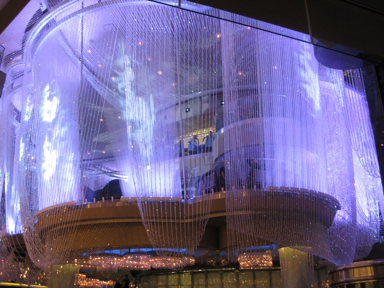 Chandelier Bar Aria Las Vegas NV Travel Pinterest