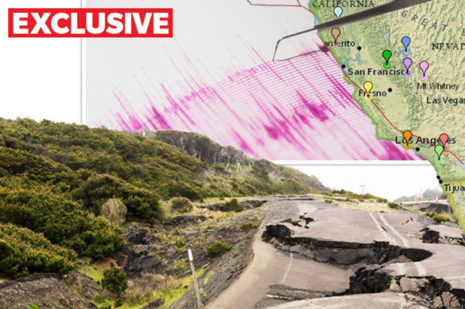 Global earthquake ALERT California told to prepare for