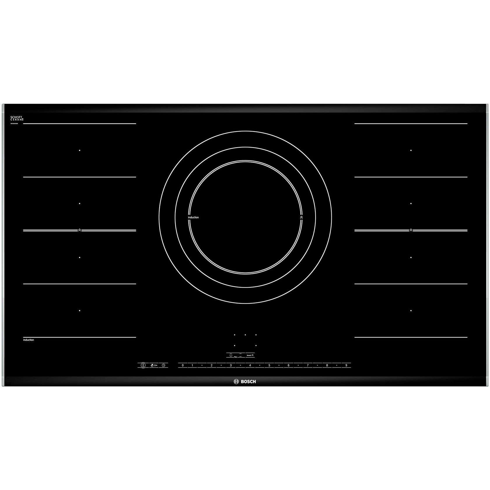 Piano Induzione Neff Flexinduction bosch gets good reviews, but there is not a 800 wide hob