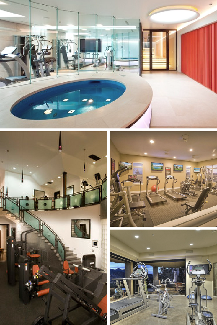 Home Gym Design: 75 Home Gym Design Ideas (Photos)