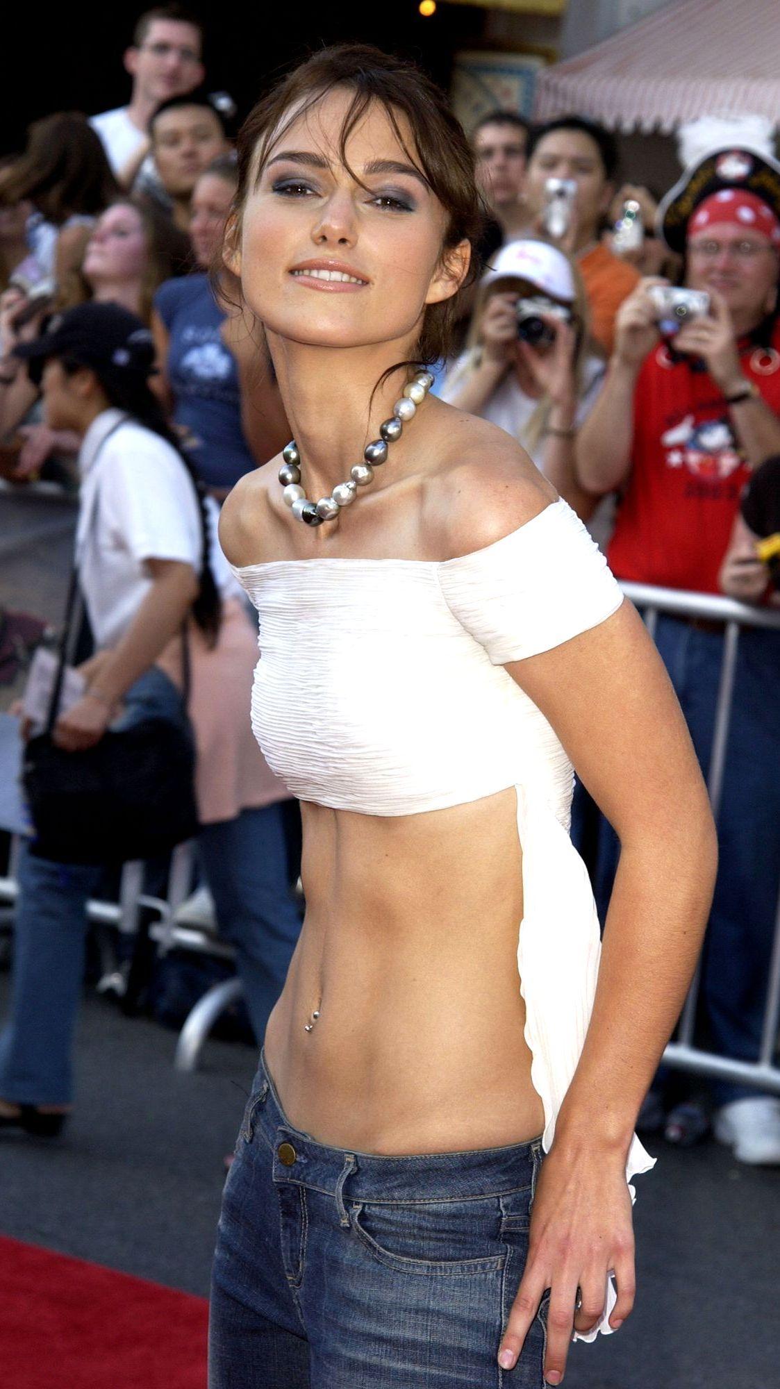 Keira Knightley Sonriente Y Libre Keira Knightley Bikini Kiera