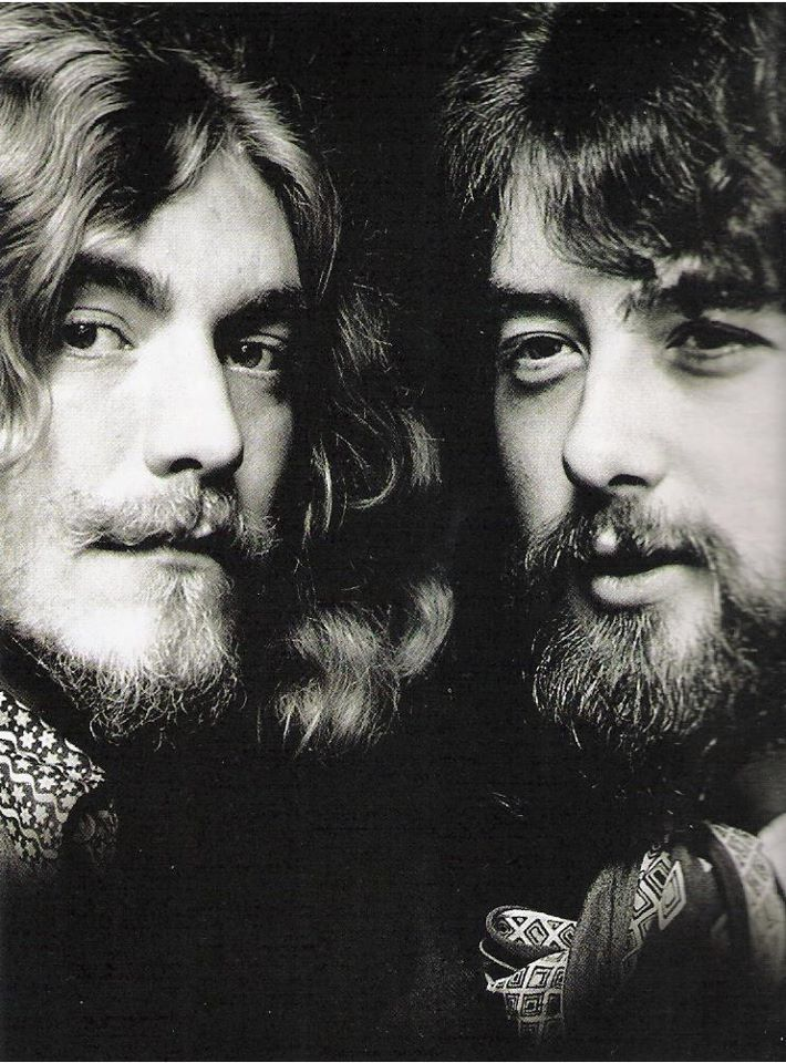 Robert Plant & Jimmy Page (Led Zeppelin)