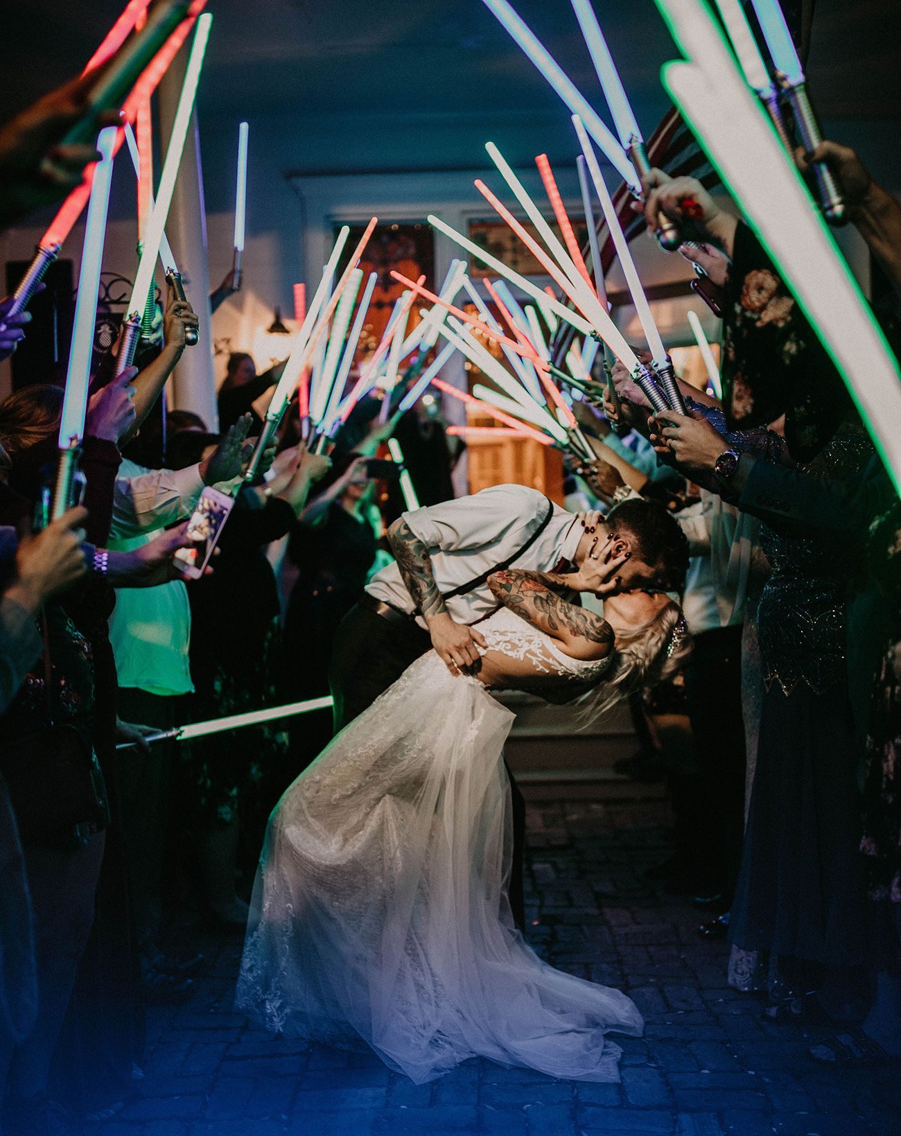 To the Moons and Back: The Best Star Wars Wedding Ideas