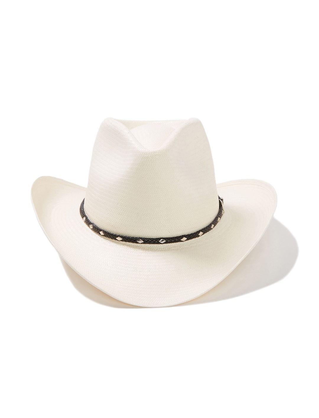 Stetson Diamond Jim 8X Straw Cowboy Hat Sombreros Stetson 7b9ee66bf3b