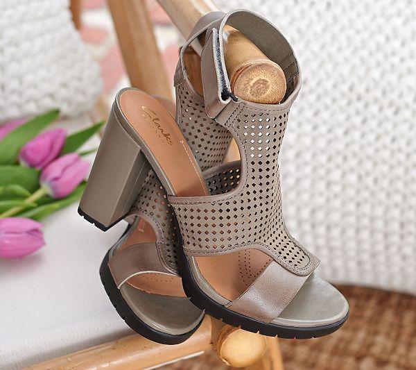 CLARKS Women's, Pastina Lima High Heel Sandal