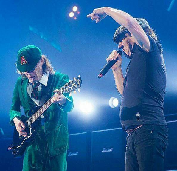 Pin by Keith Leiser on AC/DC | Pinterest | Ac dc, Brian johnson and ...