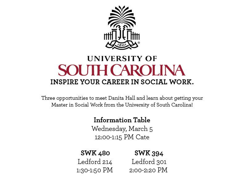 Learn More About A Master S Degree In Social Work From Danita Hall