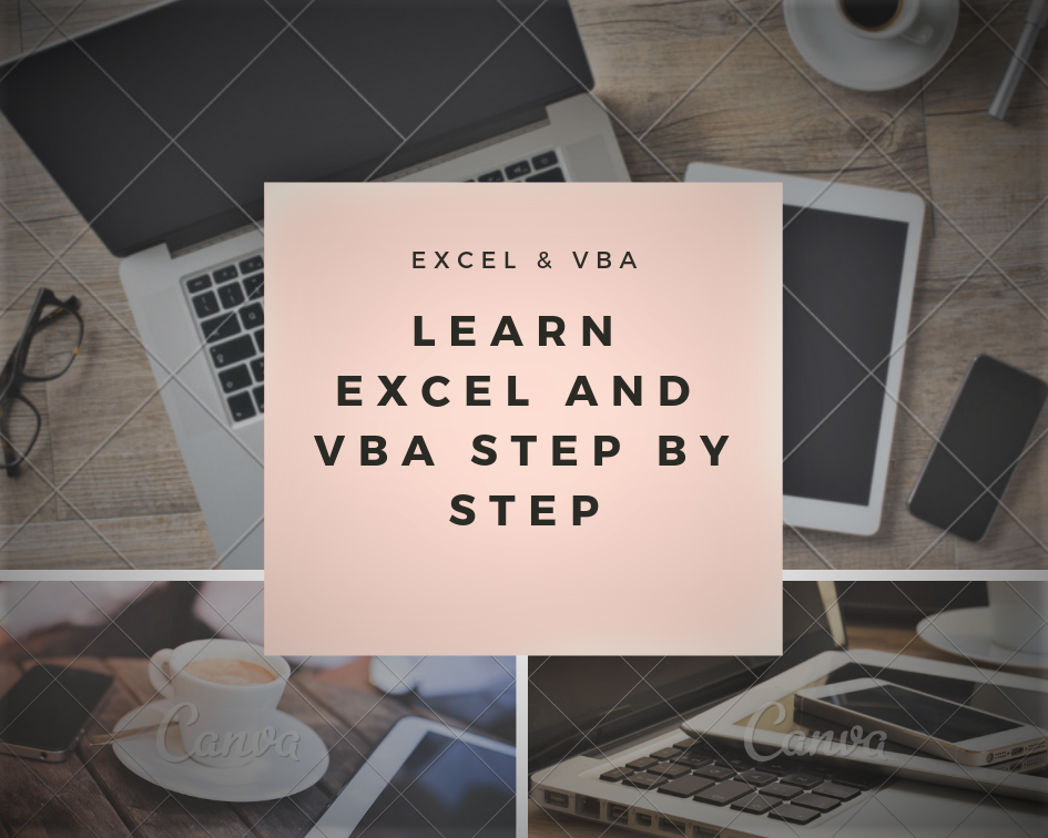 Pin by Expert by Experience on Excel & VBA Learning