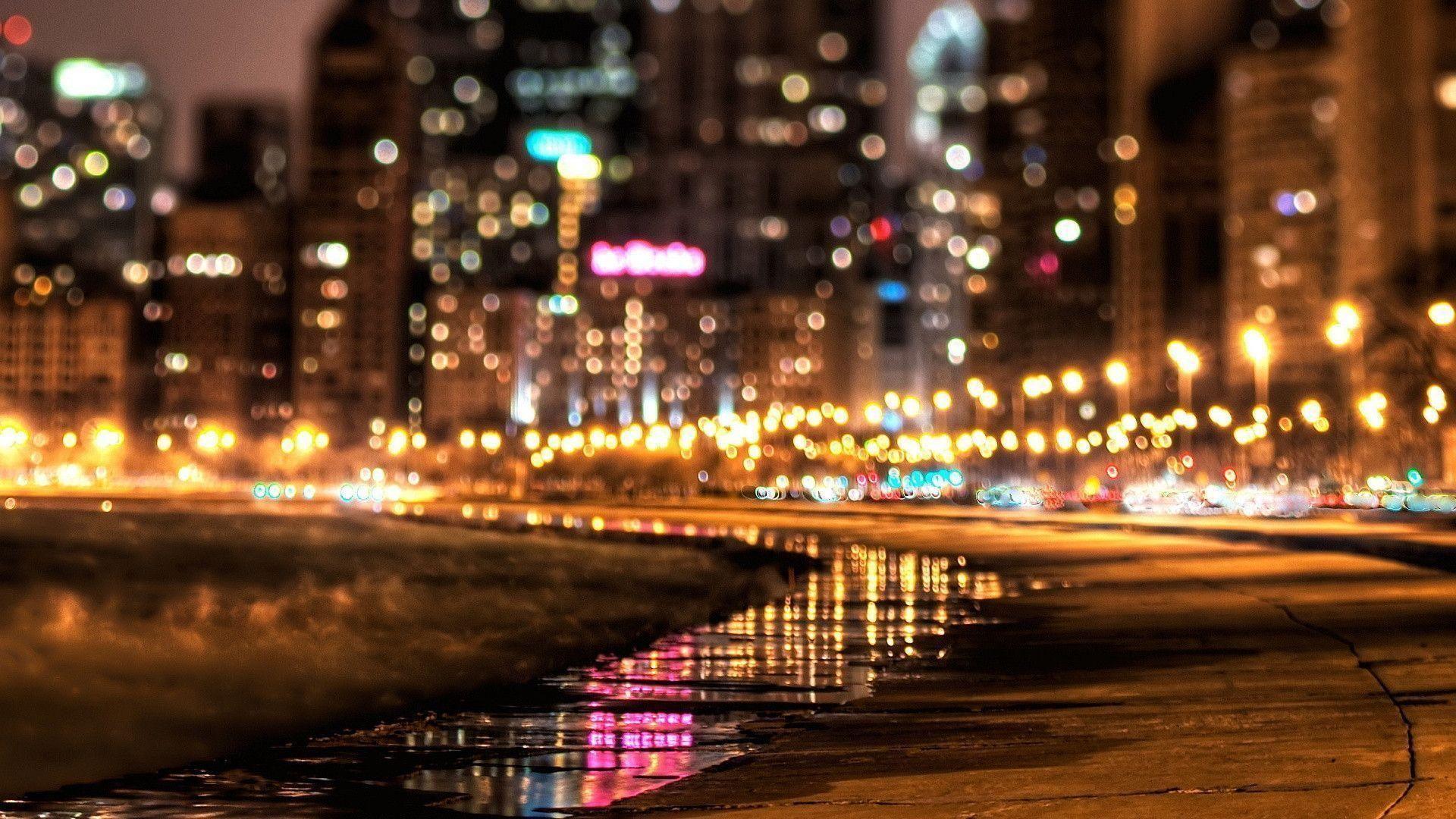 City Lights Wallpaper 19201080 City Lights Wallpaper Urban Landscape Photography City Lights