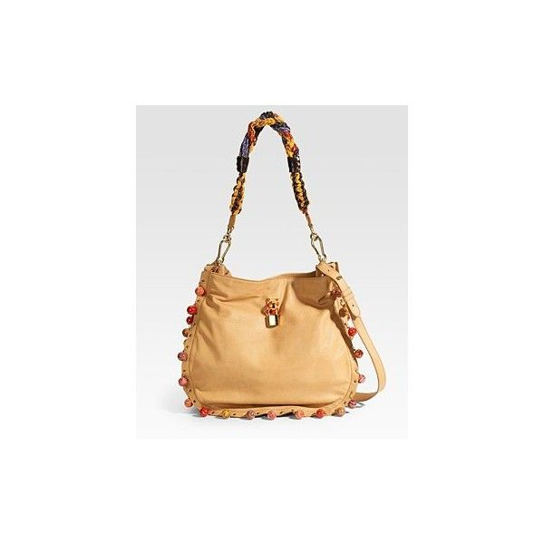 Beaded Daisy Shoulder Bag...obsessed