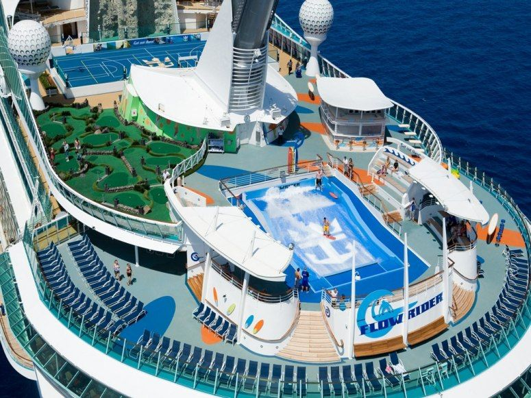 Top 100 Cruise Ships In The World Readers Choice Awards