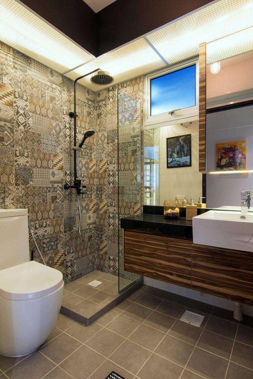 Excelente Cocina Y Baño De Casa De Diseño Inc Fotos - Como Decorar ...