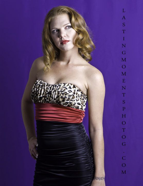 Pin-Up ⋆ Heads and Tails Photography