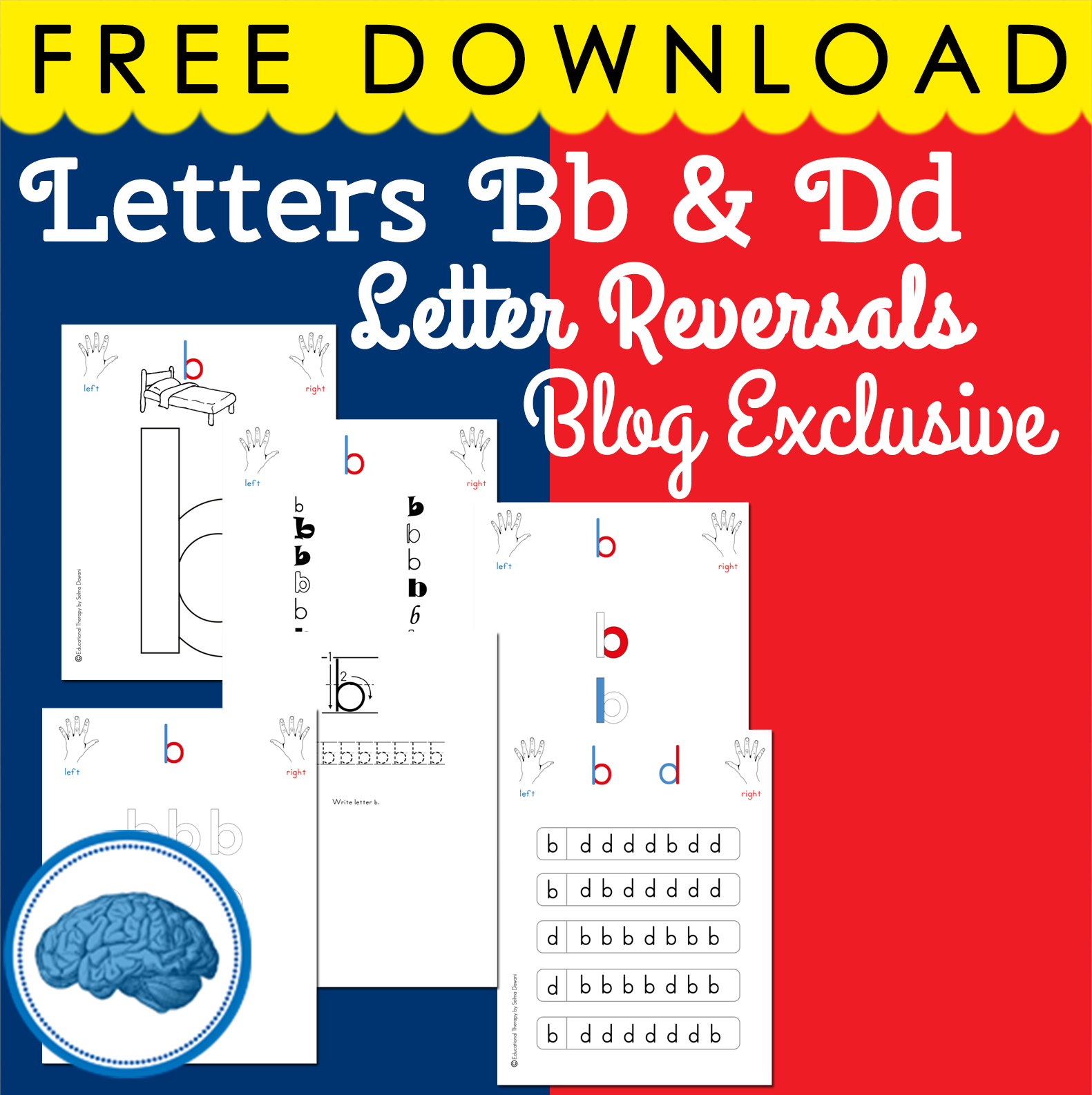 Free Educational Therapy Download To Help With Reversals