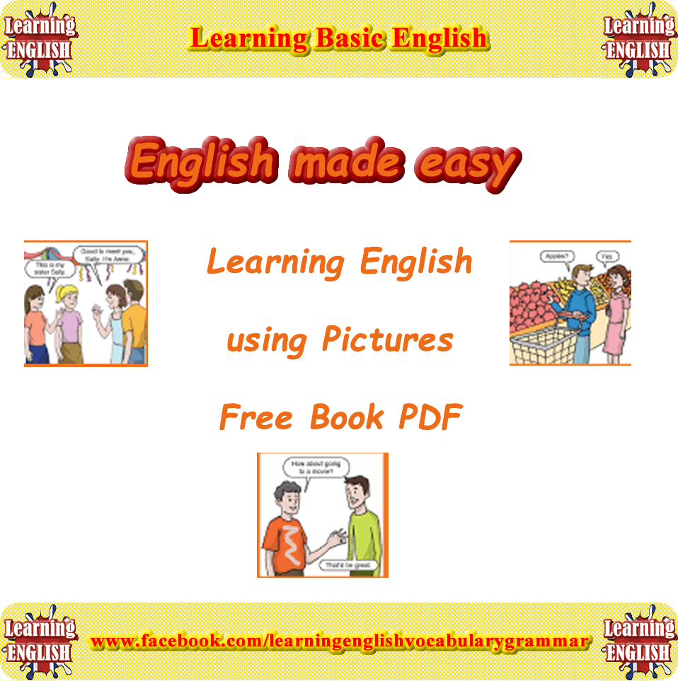 Learn Real English Pdf