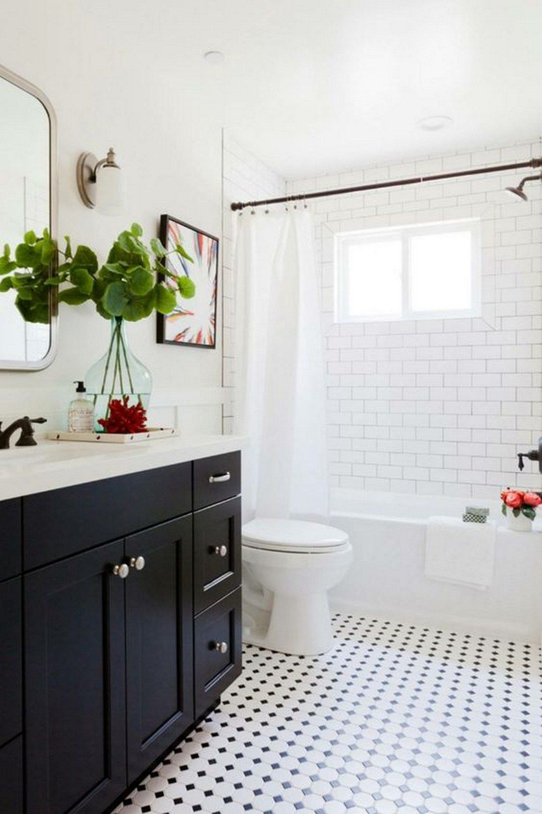 99 Small Master Bathroom Makeover Ideas On A Budget (62) | Bathrooms ...