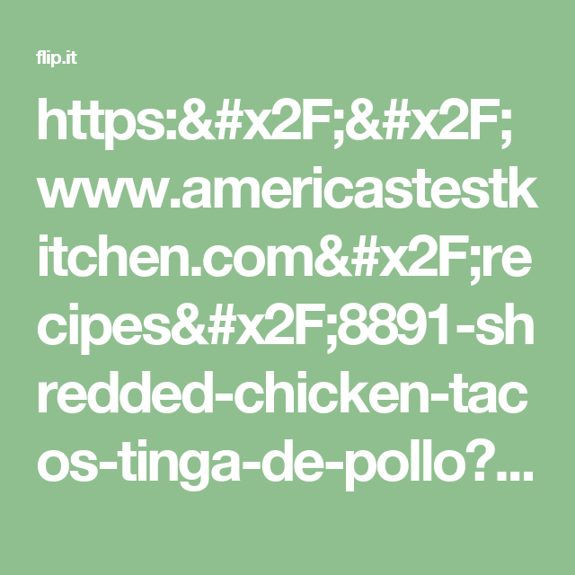 https://www.americastestkitchen.com/recipes/8891-shredded-chicken ...