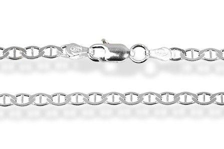 d8bfcd8f4c93 Cadena de plata Marina Elige el largo y el grosor que más te guste. Si es  una cadena de plata para hombre
