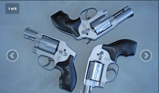 Carry The Right J Frame Smith Wesson Corp S Popular Snubbies Come In Multiple Models To Suit Any Taste Http Www Pe Hand Guns Carry On Personal Defense