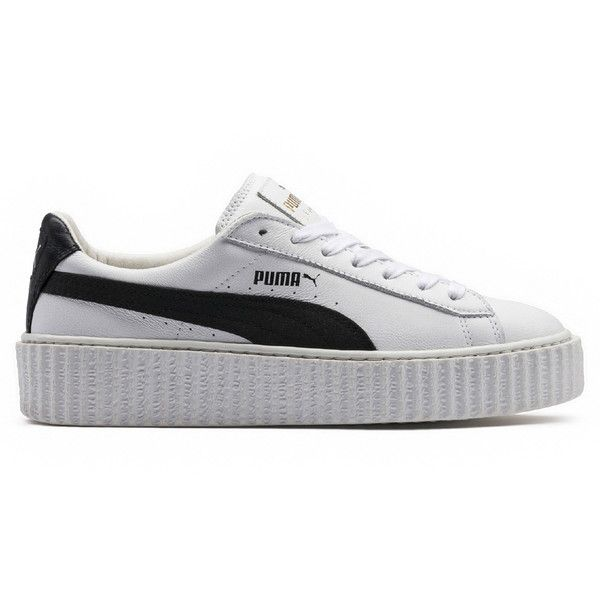 puma creeper black and white