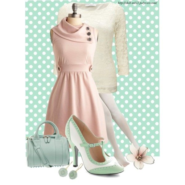 """""""Pastel Beauty"""" by shell-mk22 on Polyvore"""