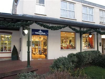Villeroy Boch Store Mettlach Germany Bought My Dishes Here