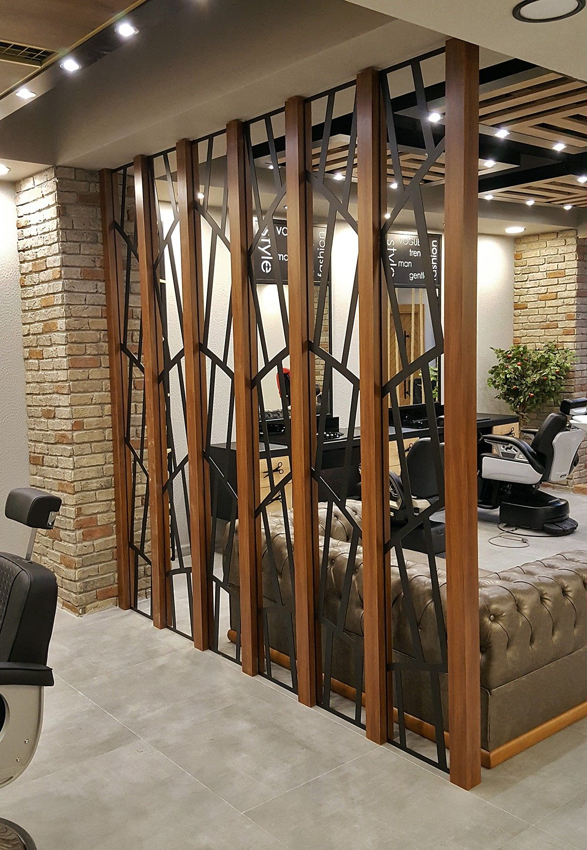 Partition Wall Ideas To See More Visit Wall Partition Design Foyer Design Living Room Partition Design