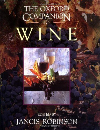 The Oxford Companion to Wine ** Check this awesome product by going to the link at the image.