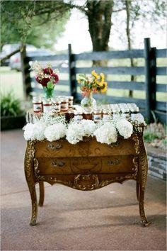 Antique Farm Wedding Favors Outdoorwedding Farmwedding Weddingideas Weddingfavors Vintagewedding