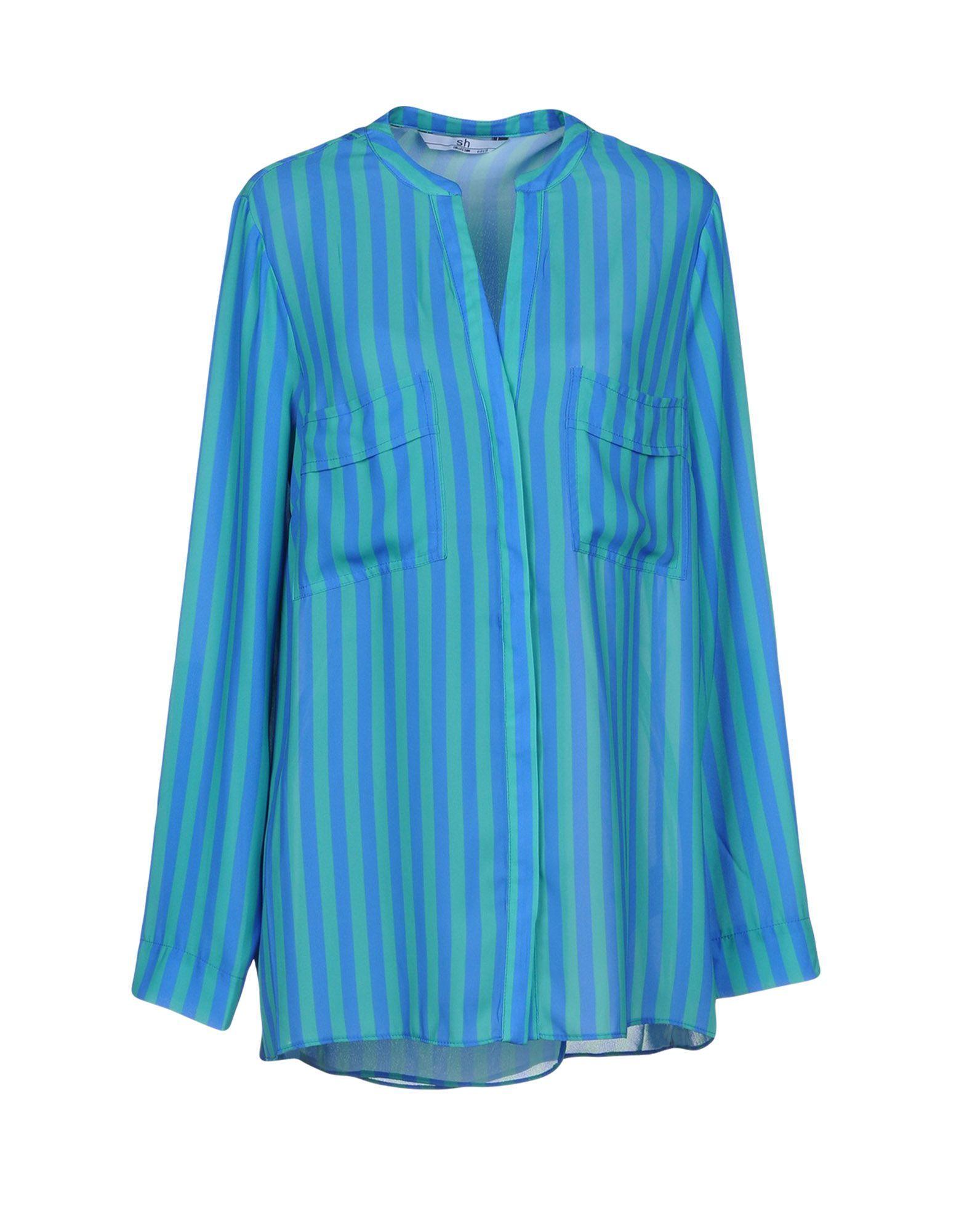 best service d10ad dc3d0 SH by SILVIAN HEACH Striped shirt - Shirts in 2019 ...