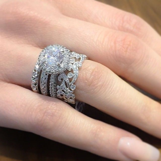 Www Bridalrings Com Beautiful And Stunning Wedding And Engagement Rings Located In The Heart Of Downt Jewelry Wedding Rings Wedding Ring Upgrade Jared Jewelry