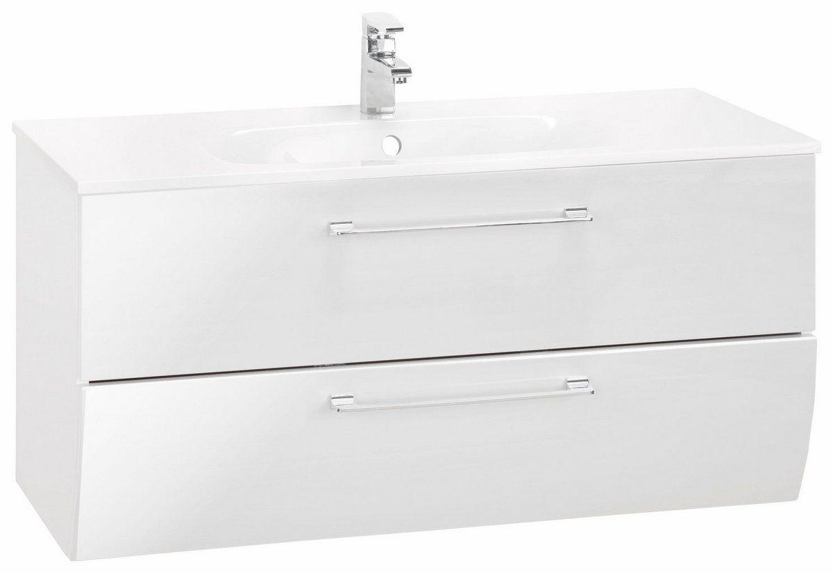 Waschtisch Sola 3130 Breite 100 Cm Vormontiert Badmobel Set