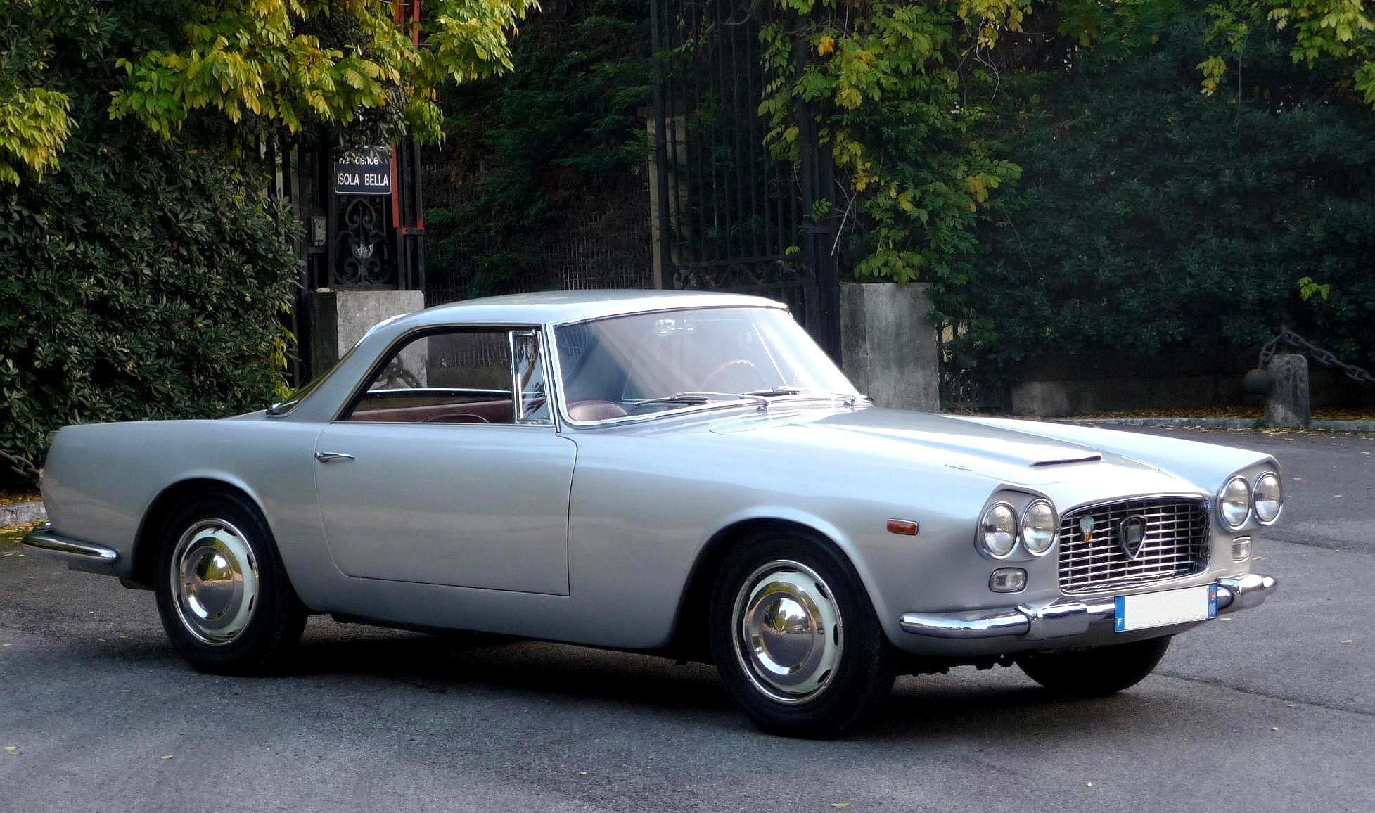 I Think Vintage Lancia Would Suit Me Just Fine